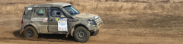 APPART RALLY Pajero offroad – rajdy terenowe