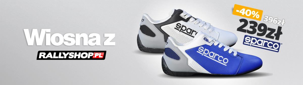 Promocja na buty Sparco SL-17