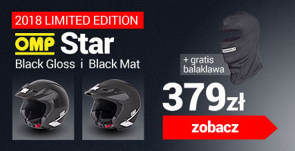 Kaski OMP Star Black