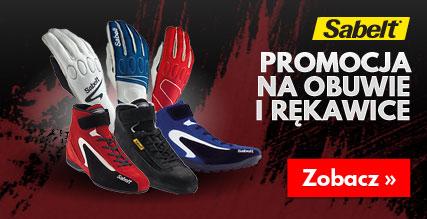 Promocje na buty i rękawice Sabelt