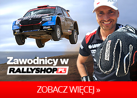 Zawodnicy w RallyShop.pl